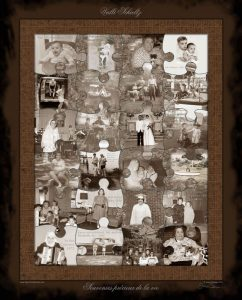 The Tribute Master - Raleigh NC - Valli Schieltz Commemorative