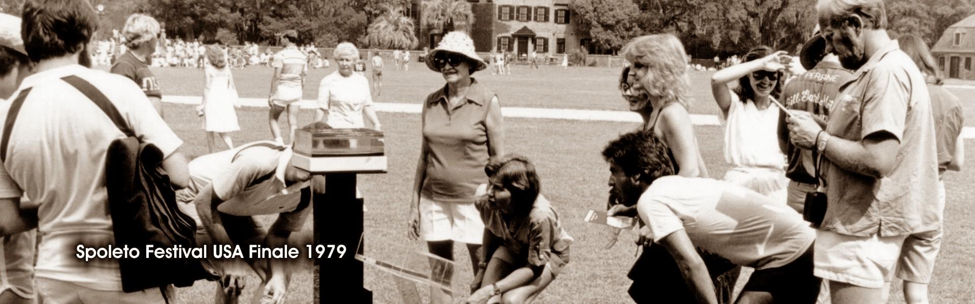 Spoleto Festival USA 1979