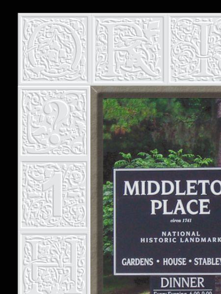 Charleston Puzzle Section