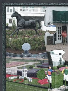 Churchill Downs Section