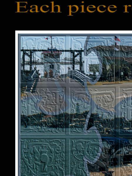 Ocracoke Puzzle Section